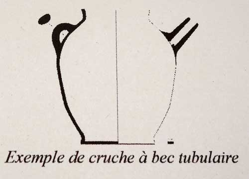 CRUCHE-A-BEC-TUBULAIRE